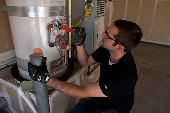 on most Fairfield water heater repair jobs, Phil is our expert